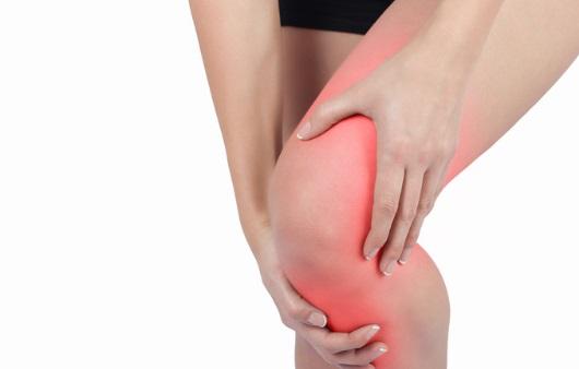 무릎 부상