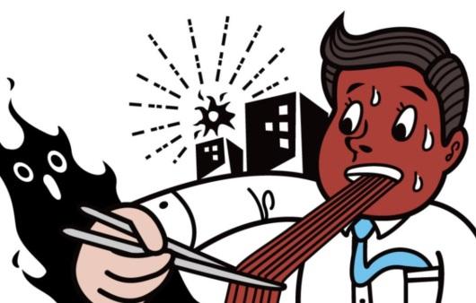 음식만 먹으면 땀이 줄줄, 미각다한증이란?