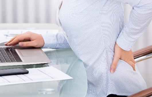 앉아 있으면 엉덩이가 아파요, '좌골 점액낭염'이란?