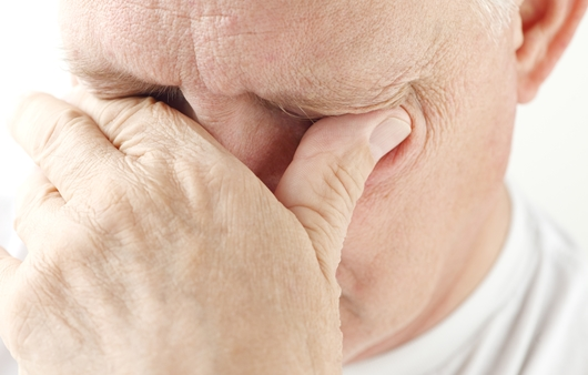 알레르기성 결막염, 시력에도 영향을 줄까?