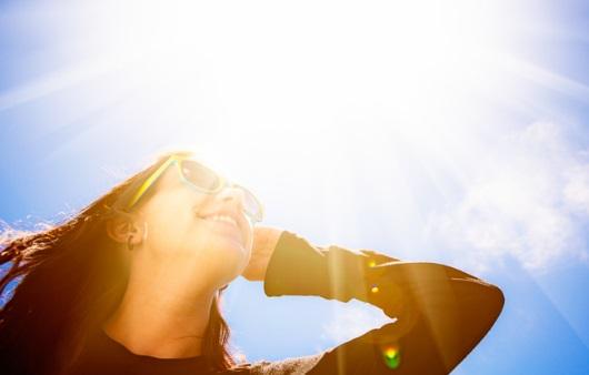 강한 햇빛 직접 보지 마세요, '일광망막병증' 증상은?