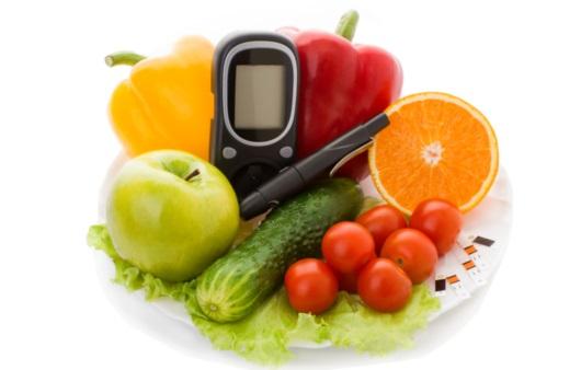 혈당측정기와 식품