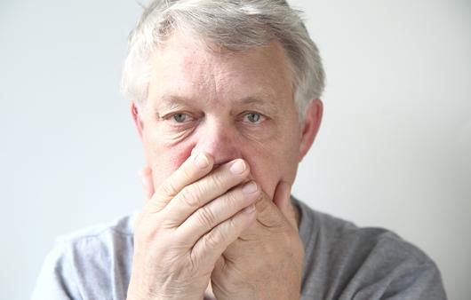 입냄새를 유발하는 소화기 대표 질환 5가지