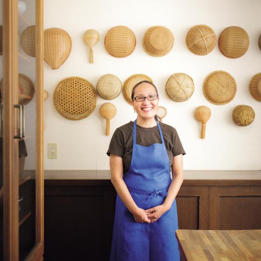 요리연구가 오오바 에이코