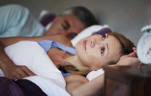불면증, 마음의 병 아닌 '신체의 불균형'이 원인