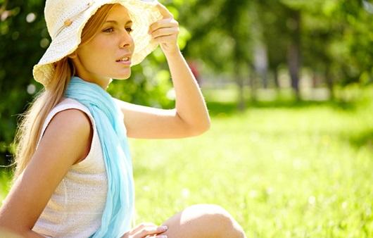 여름철 피부 질환은 햇빛 노출을 피하라