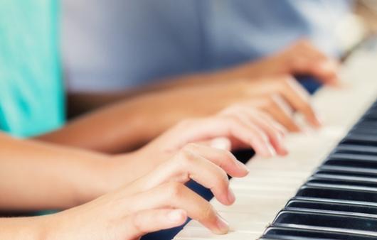 피아노 연주