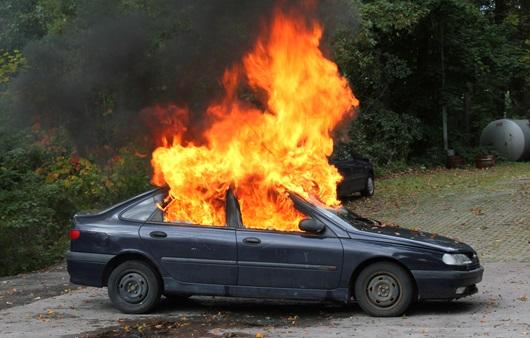 차량 화재 사고