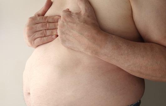 음경확대를 하는 남자들 (16) 반드시 극복해야 하는 복부비만증