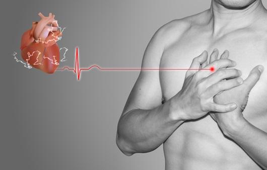 심장에 잔 떨림이 있어요. 심방세동이란?