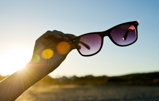 자외선과 선글라스